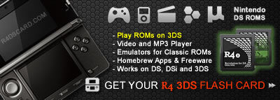 Buy R4 3DS Rom Card